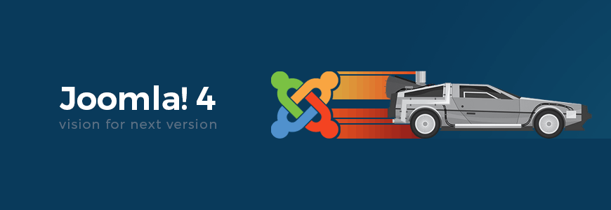 Joomla 4 - vision for next version