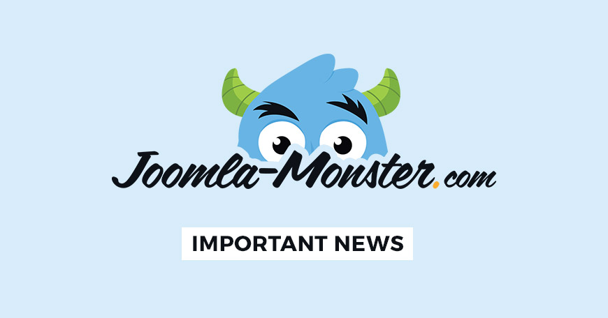 Pricing changes on Joomla-Monster.