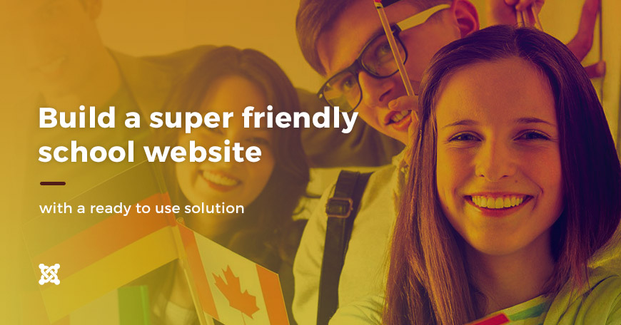 Best School Website Templates with CMS Joomla - Joomla-Monster