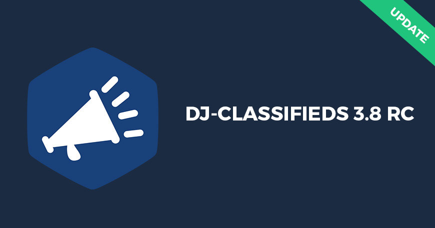 DJ-Classifieds 3.8 RC