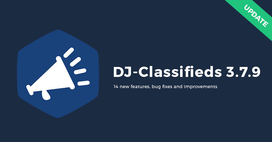 DJ-Classifieds 3.7.9 update