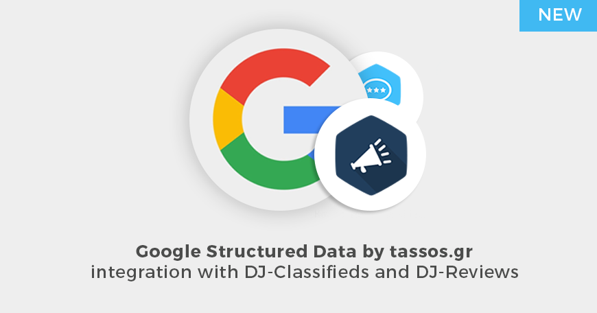 Google Structured Data integration with DJ-Classifieds and DJ-Reviews