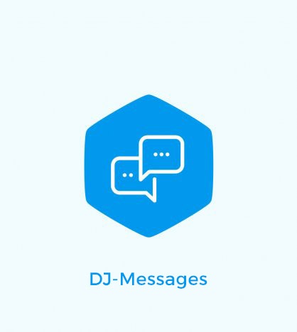 DJ-Messages private messaging system for Joomla