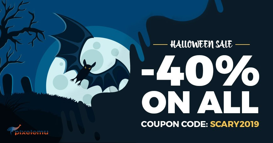 halloween 2019 wp themes discount