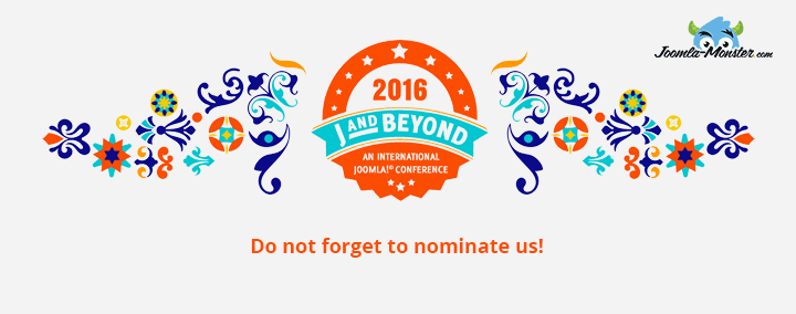 Visit J&Beyond site and nominate EF4 Framework!