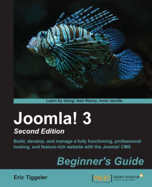 The Joomla 3 beginner's guide second edition already released!