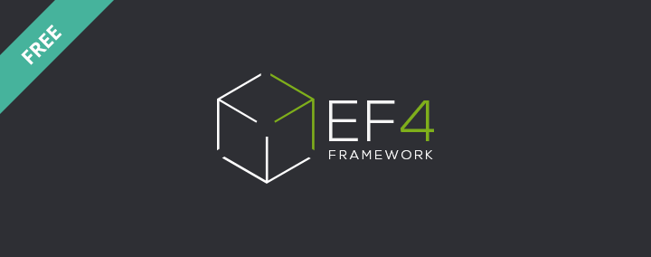 Use our EF4 framework for your commercial Joomla templates!