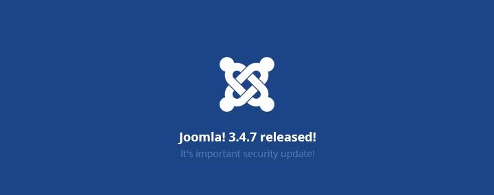 Recently released Joomla 3.4.6 and 3.4.7 updates are the important security releases! Update your site without any template damage risk!
