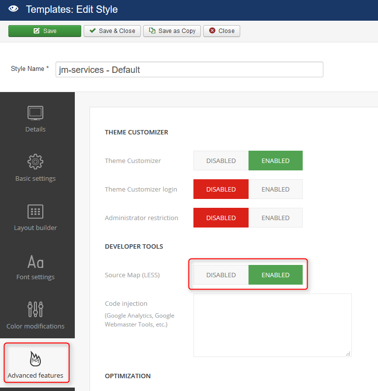 How to Modify LESS and CSS files in Joomla 3 Template? - Joomla-Monster