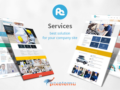 pe services wordpress accessible themes