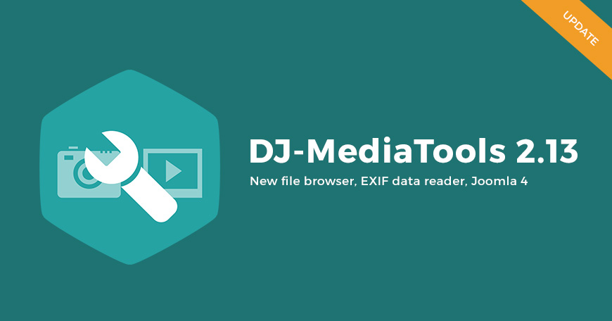 DJ-Mediatools component 2 13 new version comes with