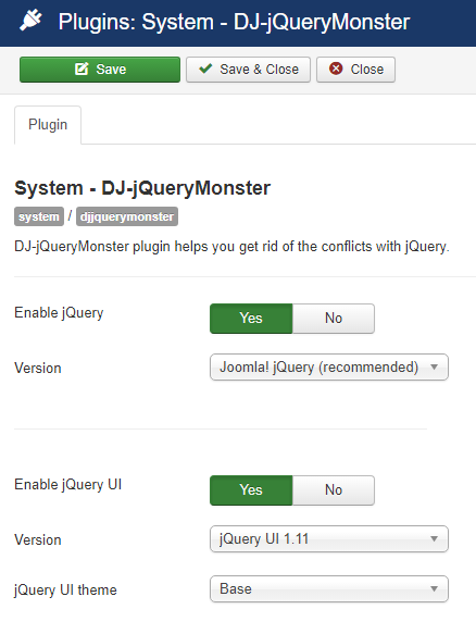 dj query monster