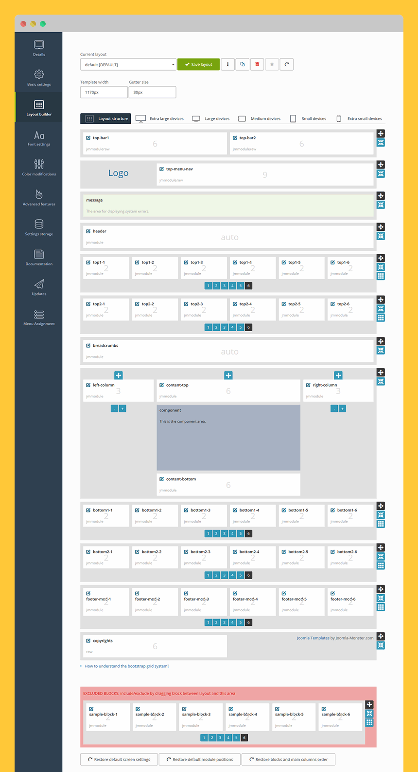 Layout Builder Introduce