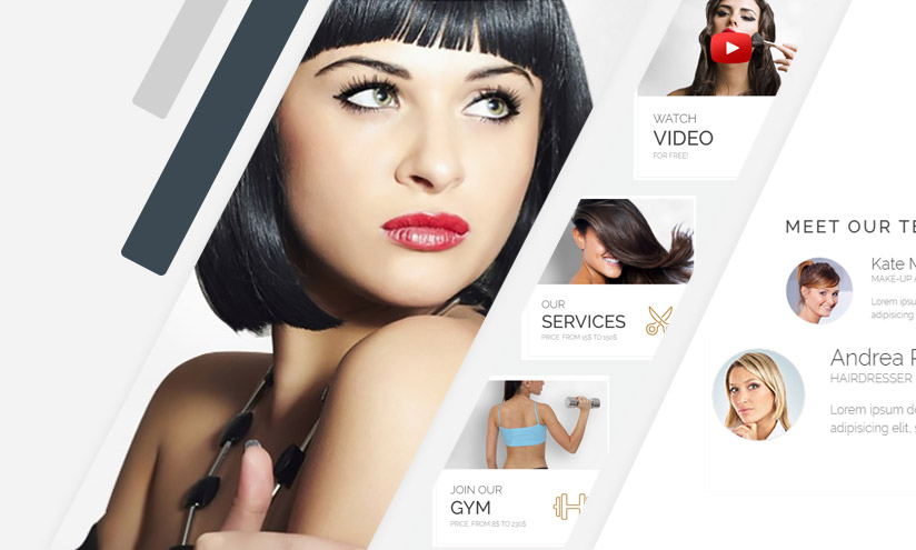 joomla beauty salon template