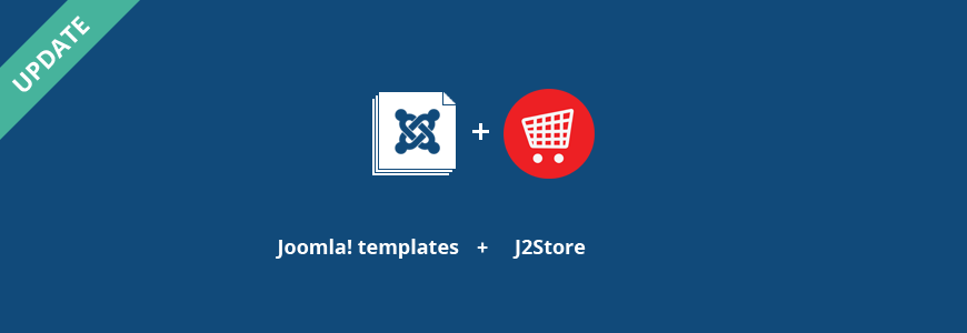 JM Trendy J2Store template updated to v. 3.2.12 great e-commerce solution.
