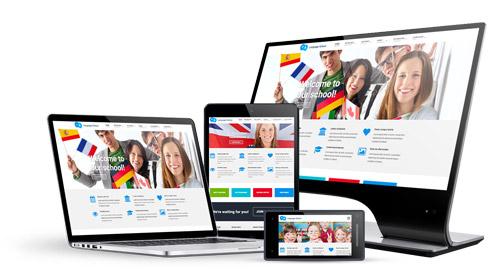 School Website Template | Joomla CMS | WCAG - Joomla-Monster