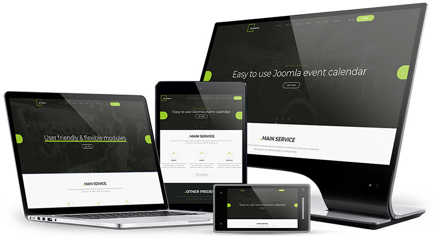 Build A Successful Event Website With This Awesome Joomla Events